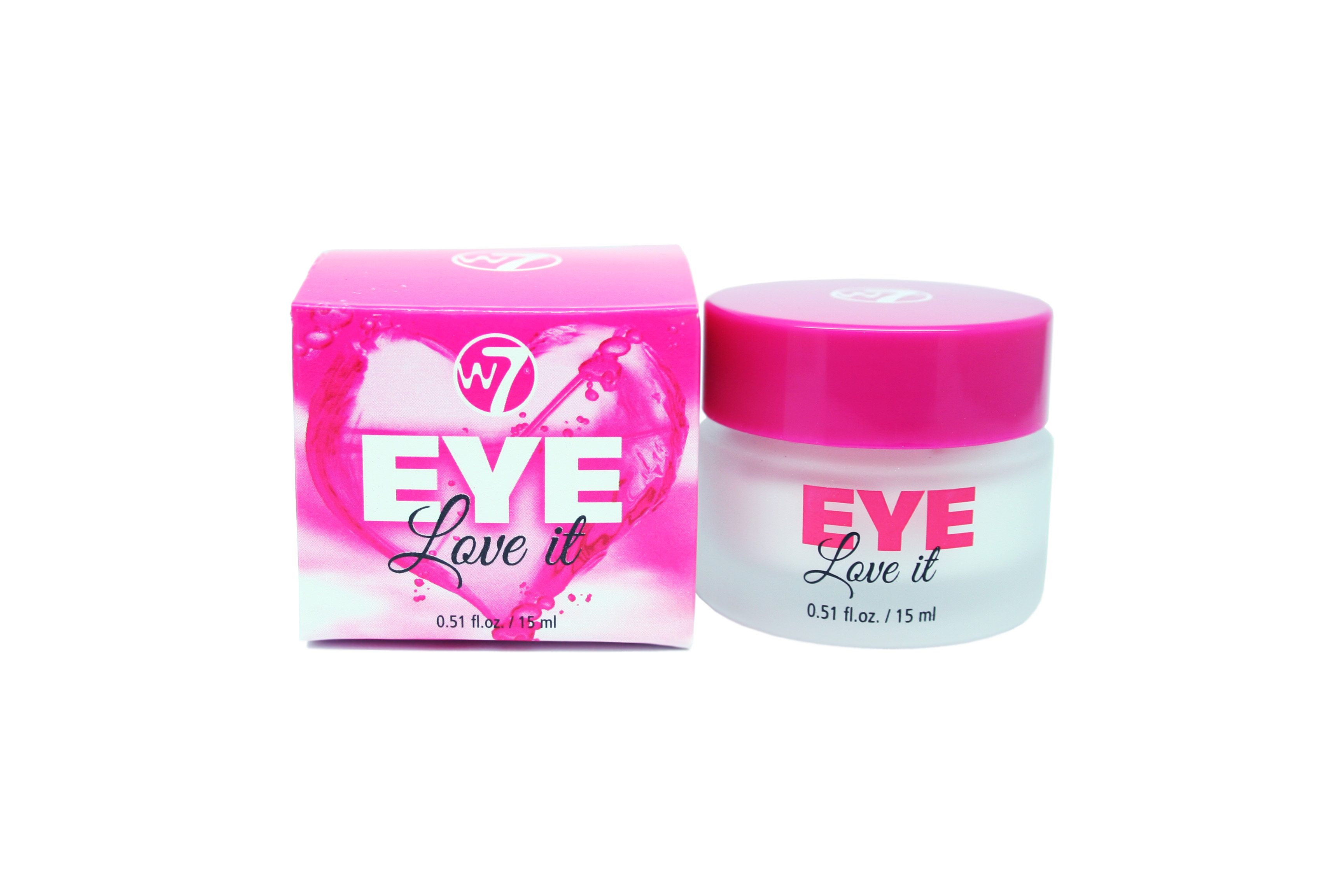 EYE LOVE IT BOX JAR