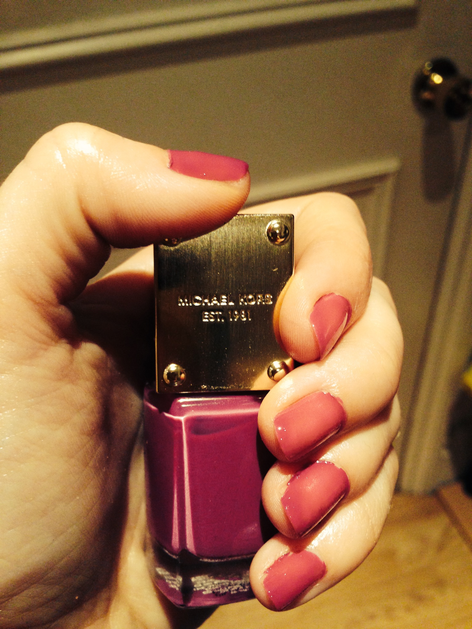Born in the U.S.A. - Nails (and giveaway to one lucky winner!)