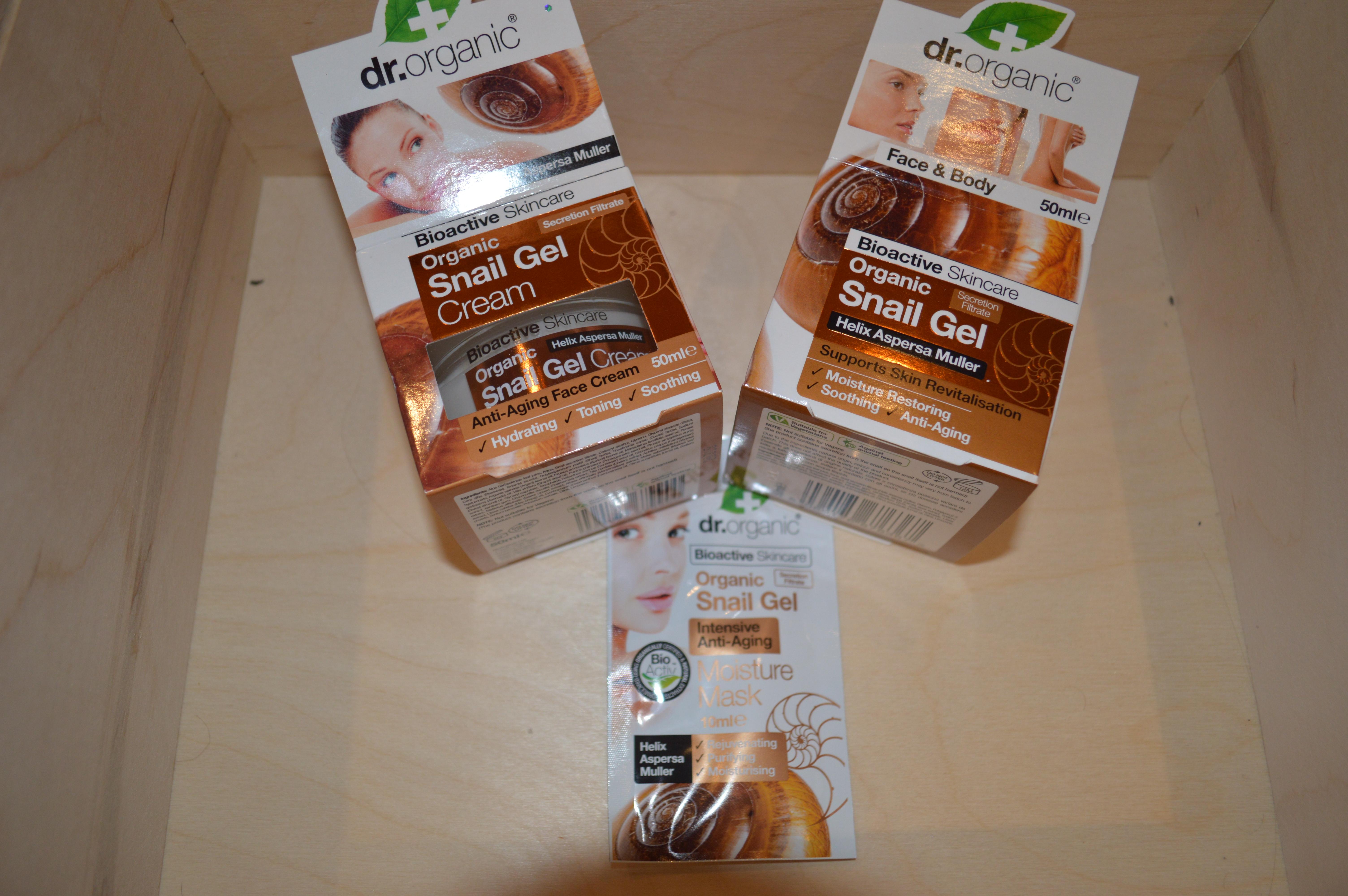 Dr. Organic Skincare Secret Revealed - Products