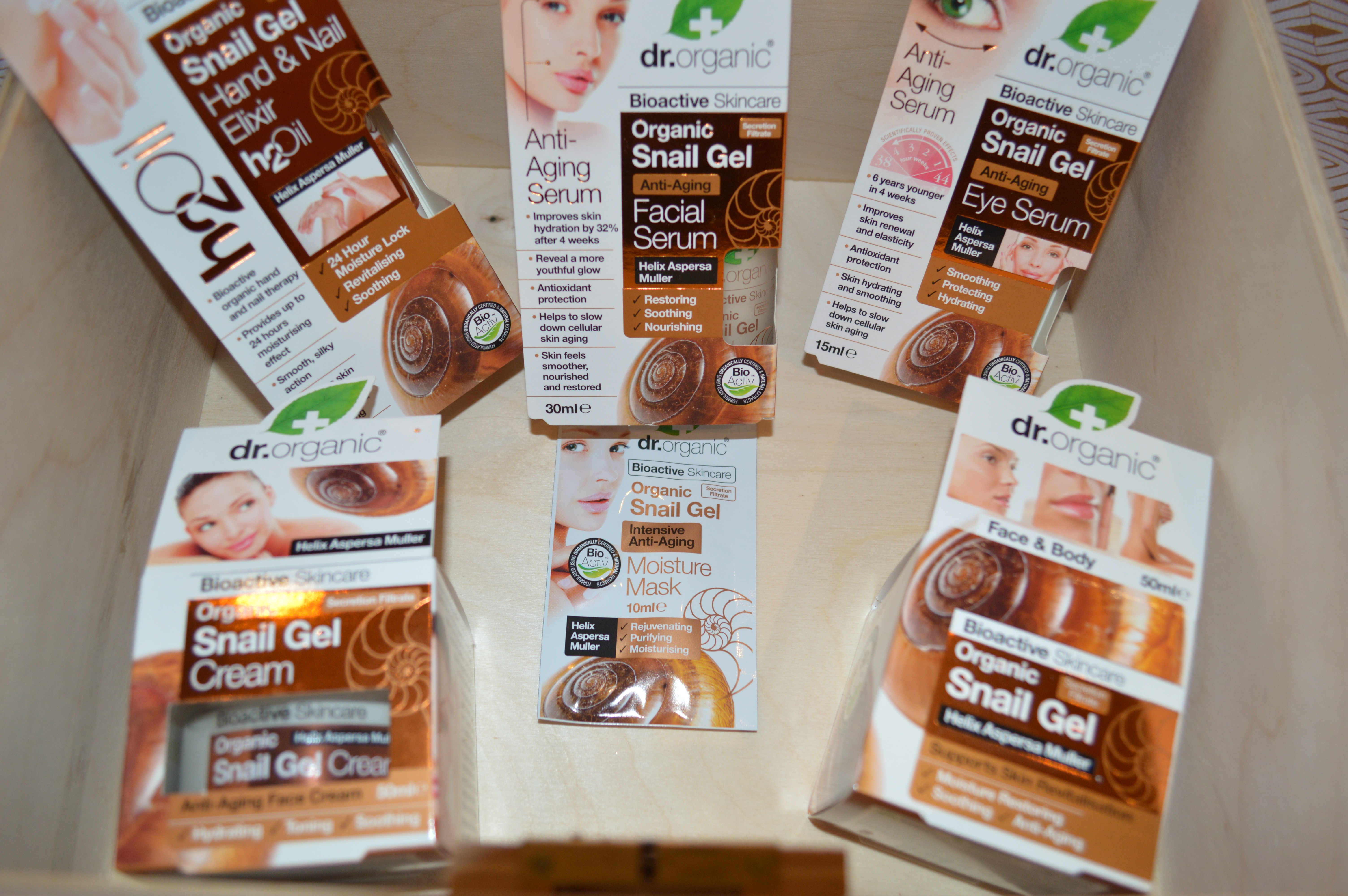 Dr. Organic Skincare Secret Revealed - All Products