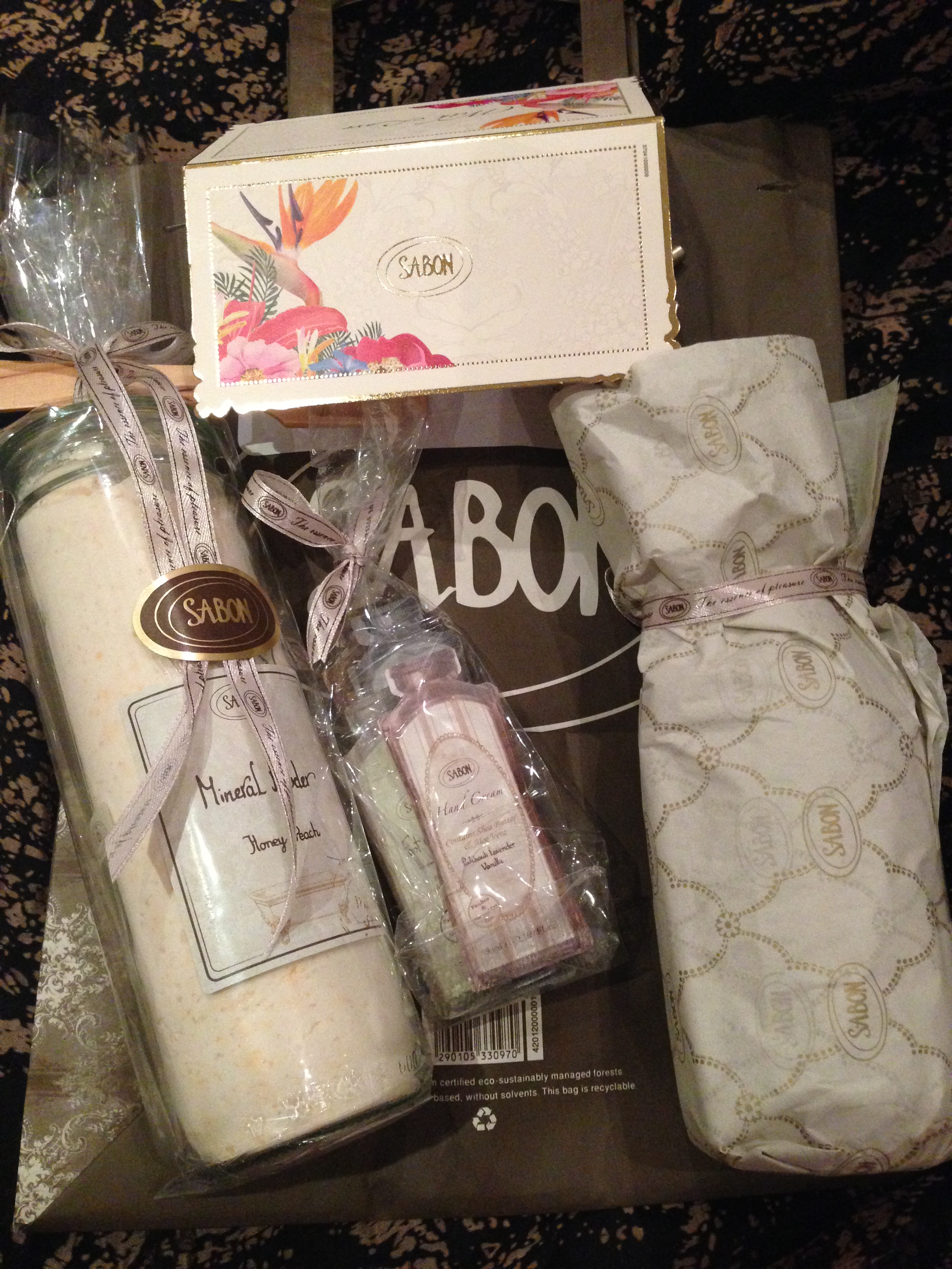 Sabon Launches in UK