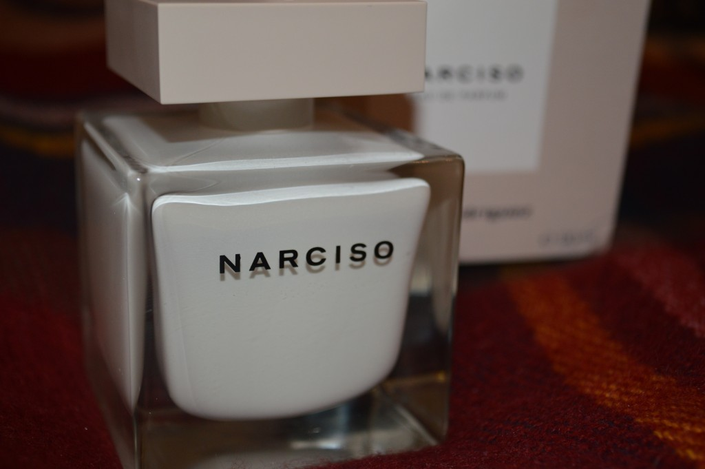 March Luxurious Favourites - Product: Narciso Rodriguez