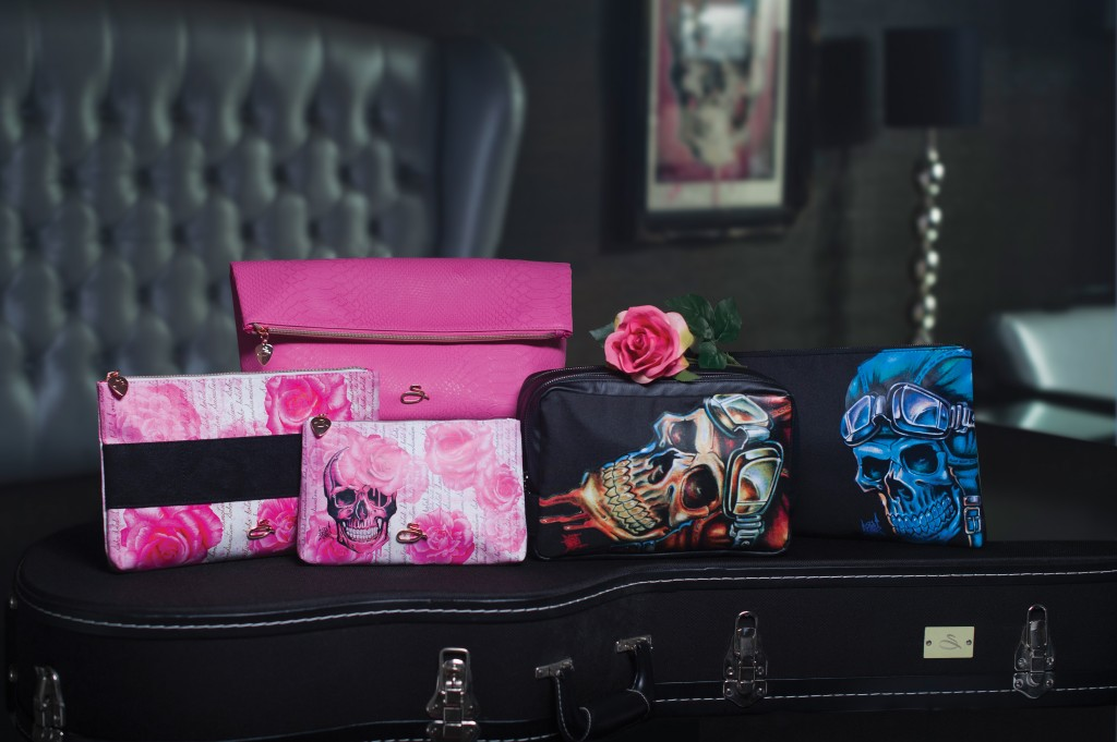 Women's & Men's washbags