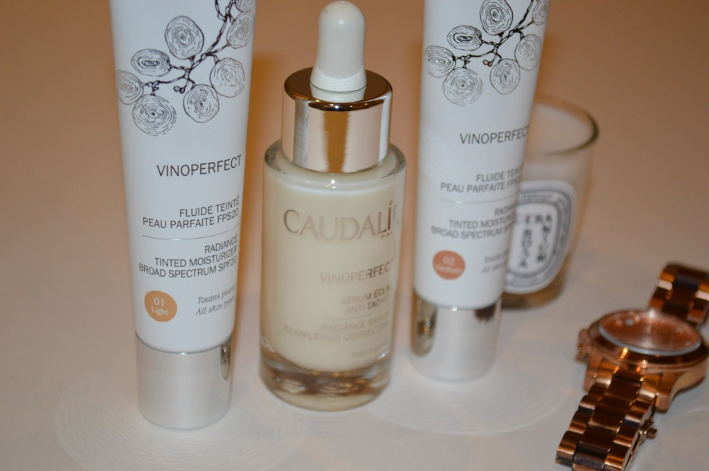 Caudalie Vinoperfect Radiance Tinted Moisturizer - All Products