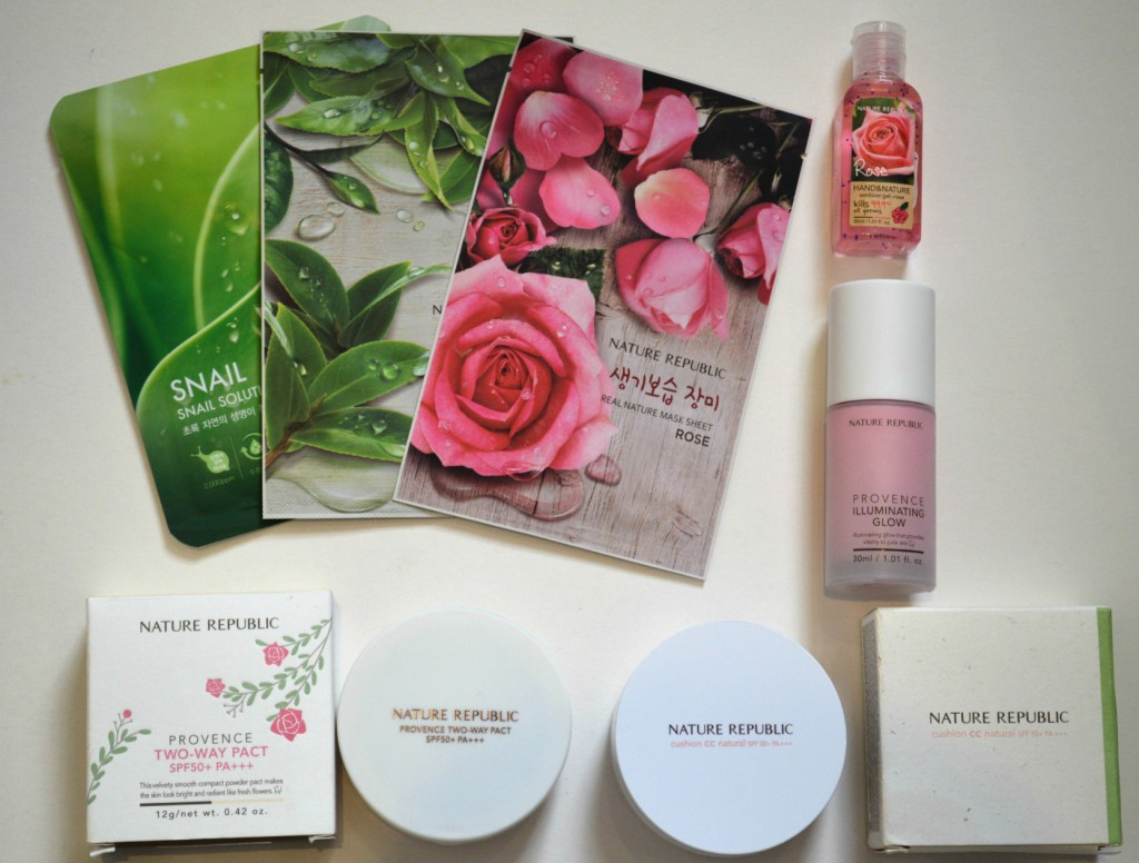 My Korean Beauty Haul