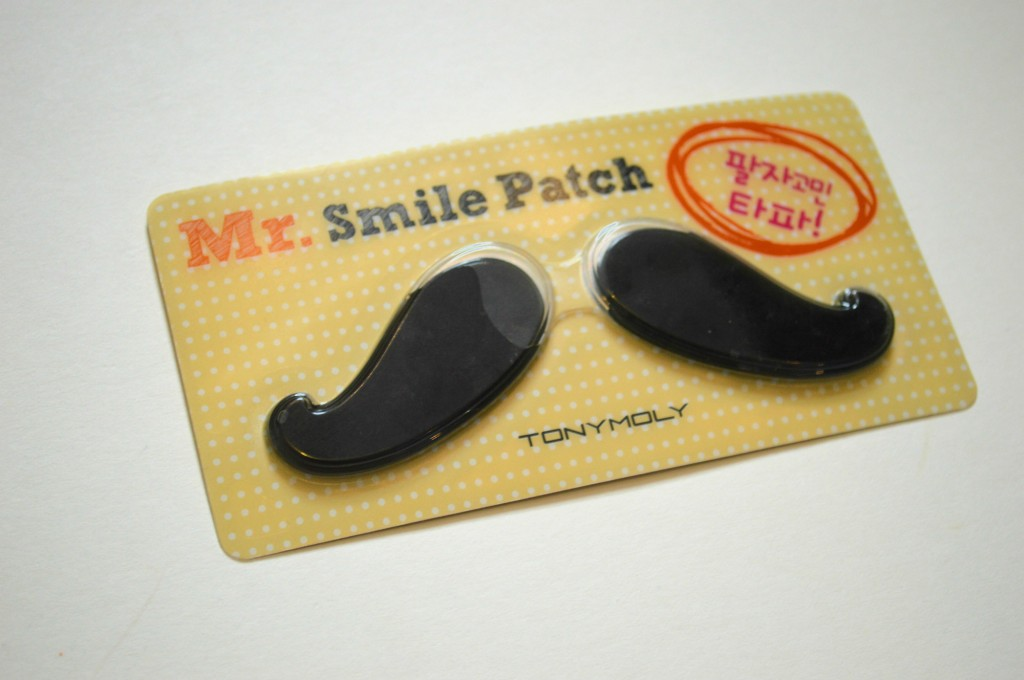 My Korean Beauty Haul - Product - Mr.Smile Patch