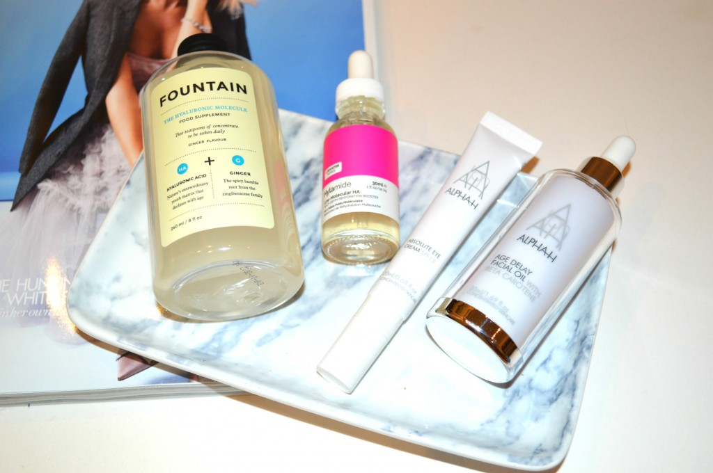 The Ultimate Anti-Ageing Routine - Product: Fountain