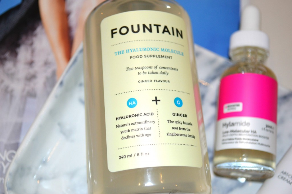 The Ultimate Anti-Ageing Routine - Prodcut: Fountain