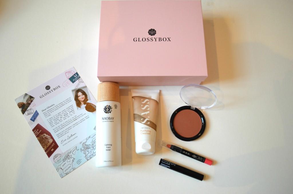 Around the World With Glossybox
