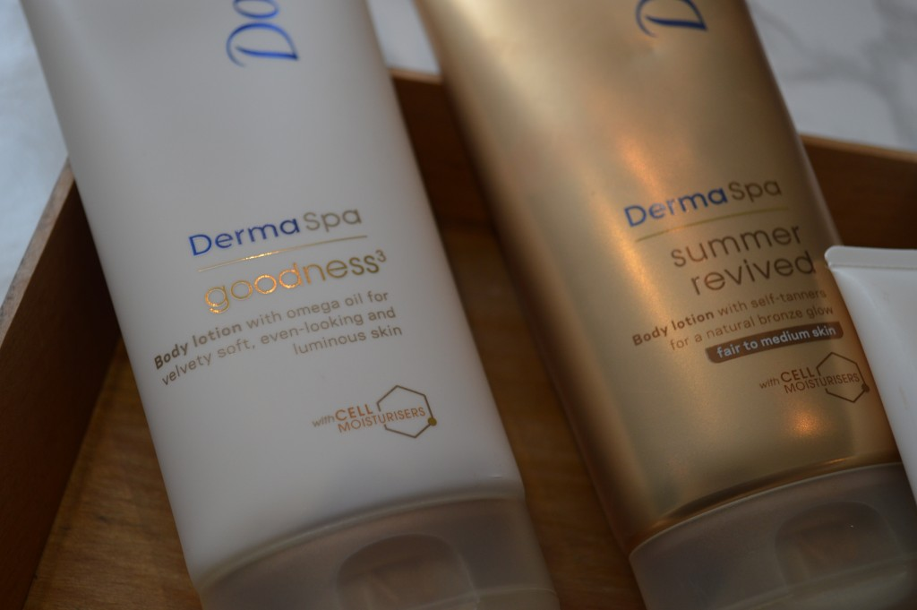 DermaSpa - Products: Goodness3 & Summer Revived
