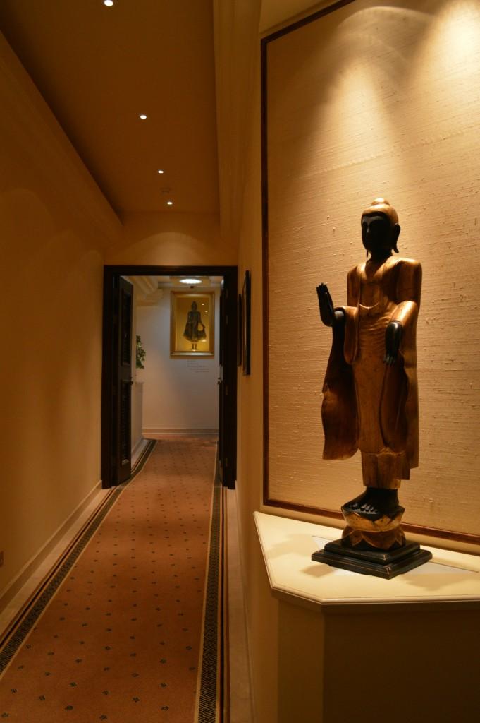 Senspa Entrance