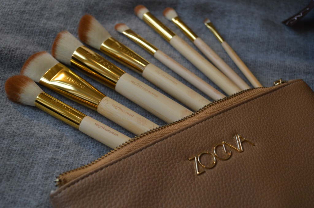 Zoeva Bamboo Brush Set_Zoeva Brushes_Vegan Make-up Brushes_Jamie Rockers