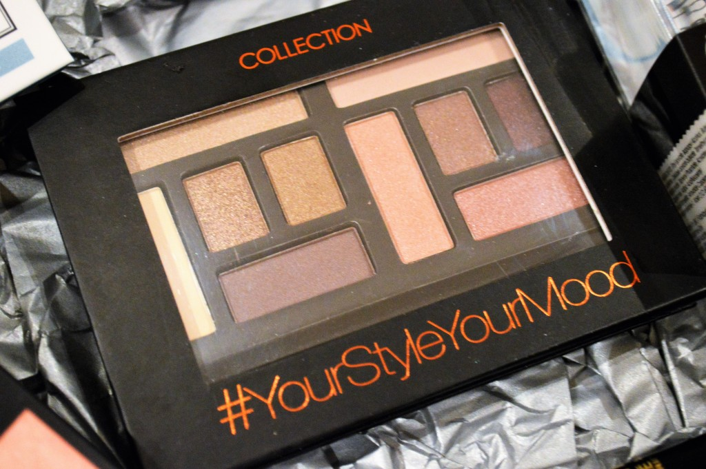 Collection #YourStyleYourMood Palette
