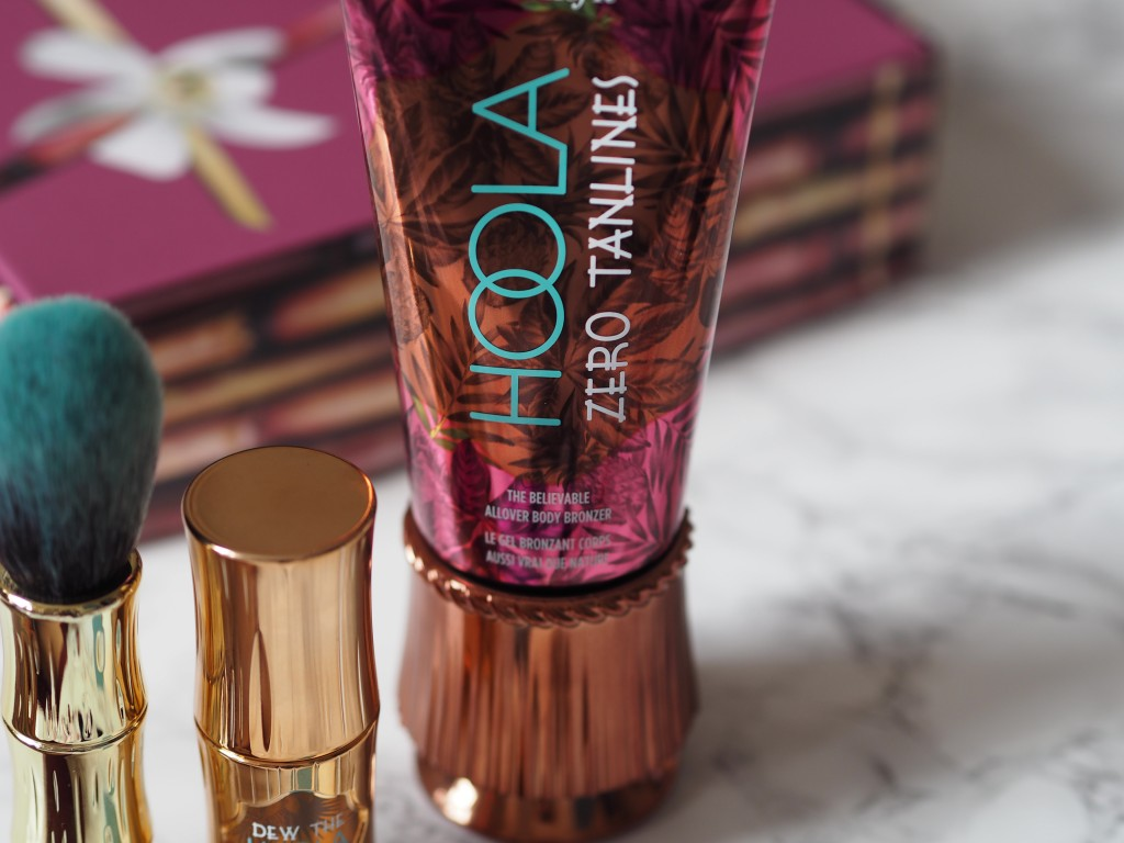 Benefit_Benefit Hoola_Benefit Zero Tanlines_Benefit Dew The Hoola_Benefit Brush
