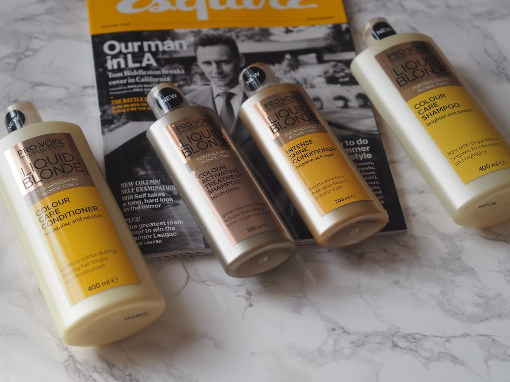 Pro:voke Liquid Blonde - All Products