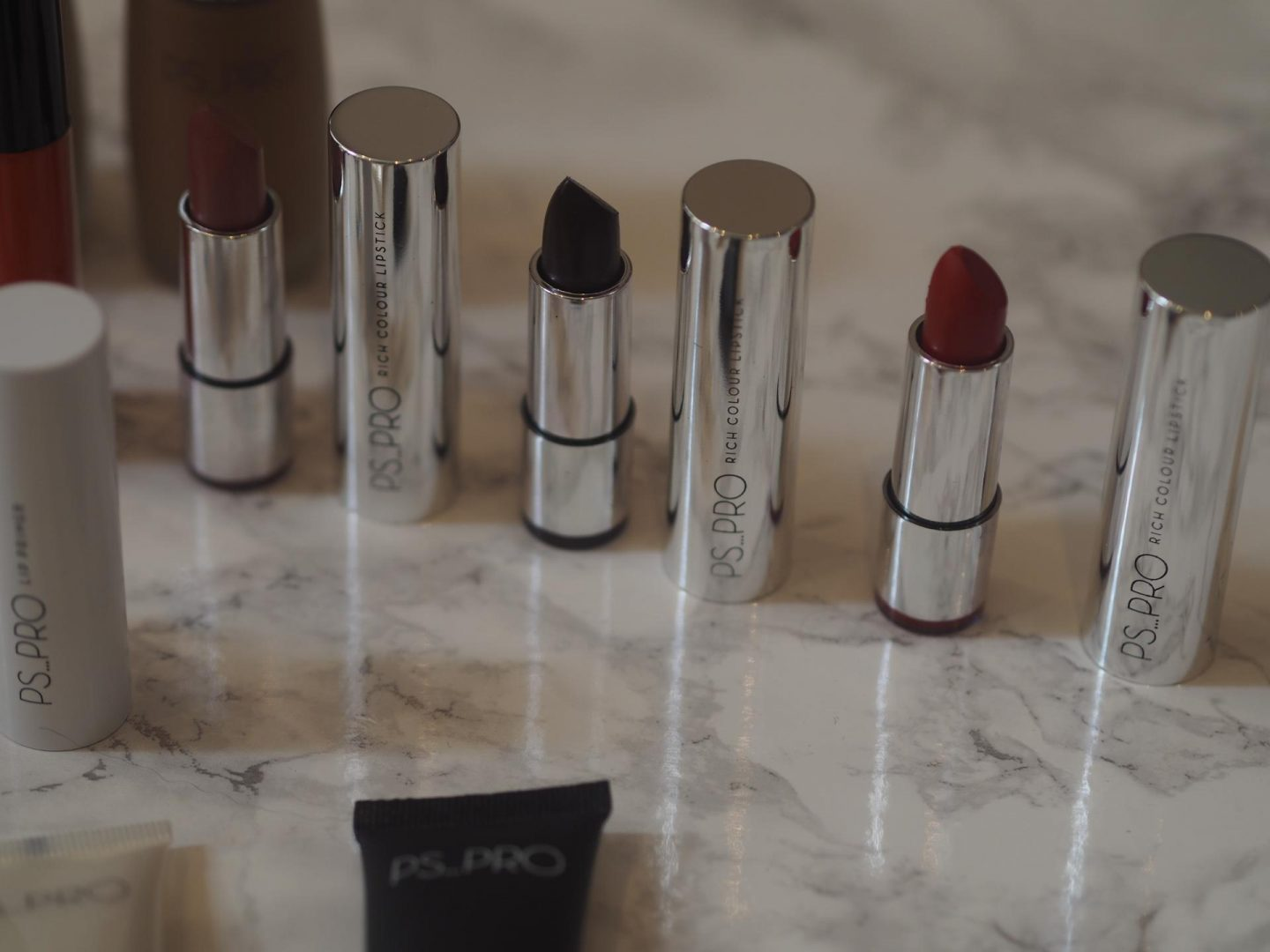 Primark PS Pro - Products: Rich Colour Lipstick