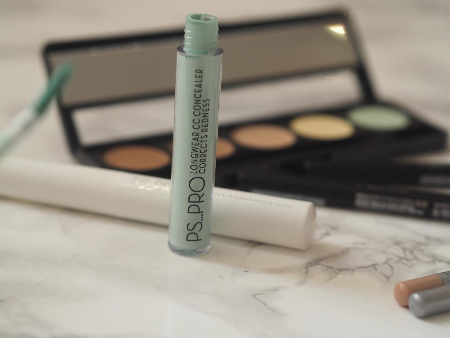 Primark PS Pro - Products: Longwear CC Concealer Corrects Redness