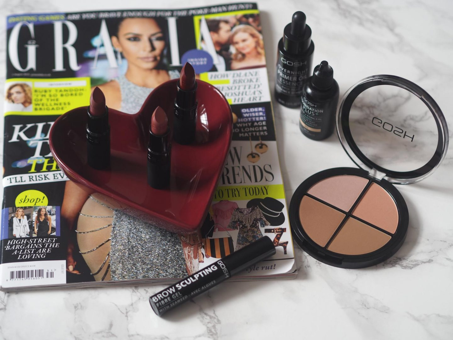 What's New from Gosh Copenhagen This Week! – Beauty Rocks