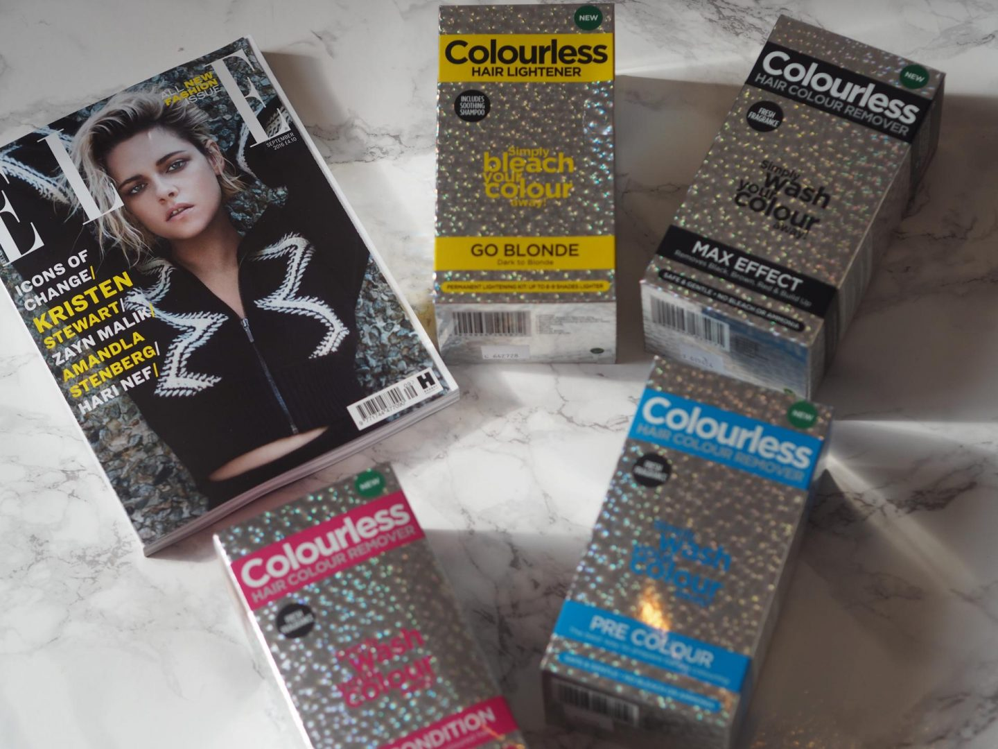 Removing Hair Colour with Colourless – Beauty Rocks