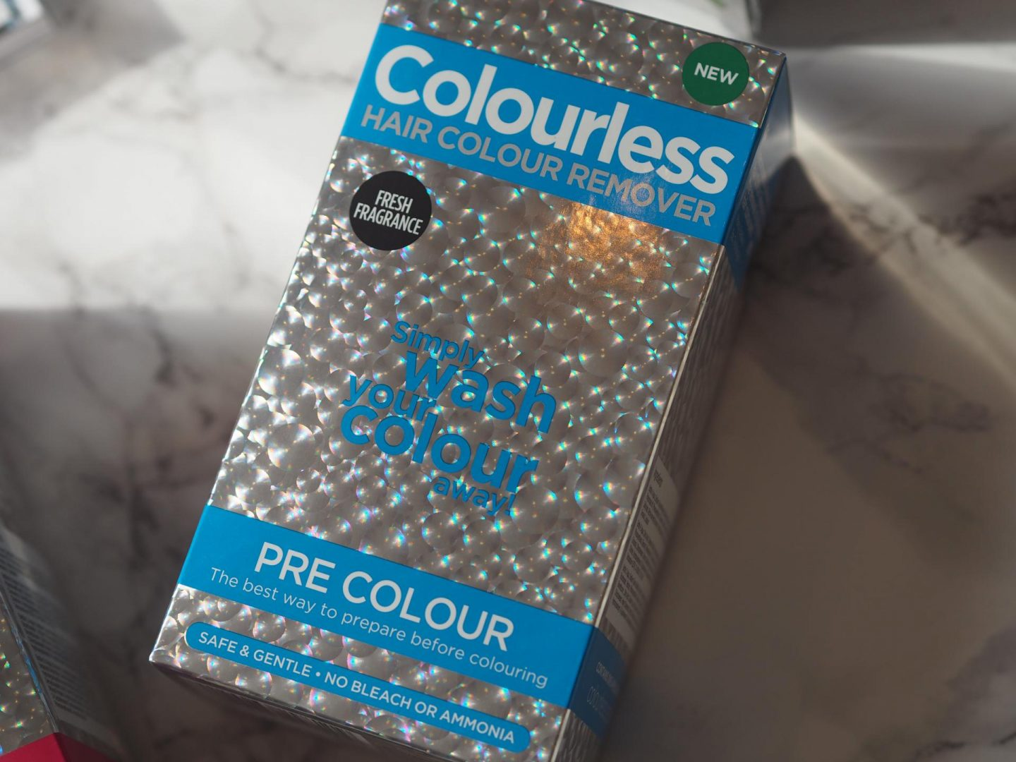 Colourless Hair Colour Remover - Product: Pre Colour