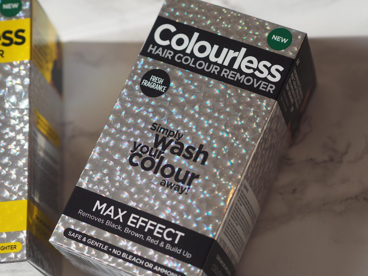 Colourless Hair Colour Remover - Product: Max Effect
