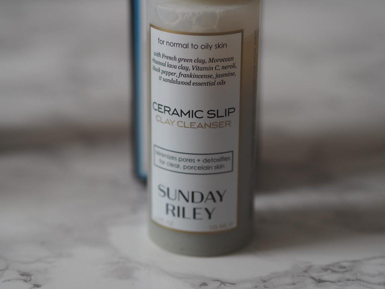 Sunday Riley Ceramic Slip