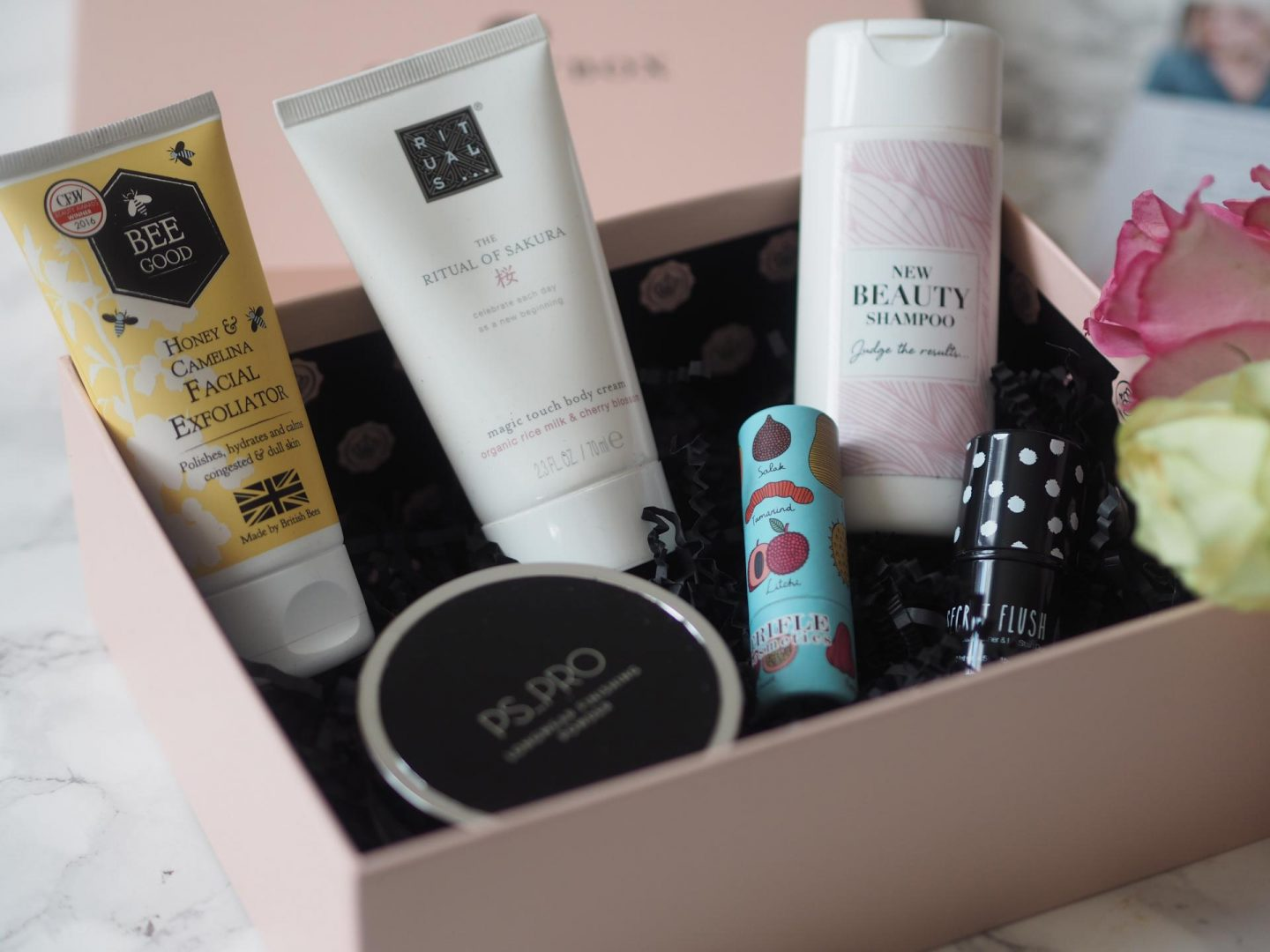October Glossybox The Discovery Edit