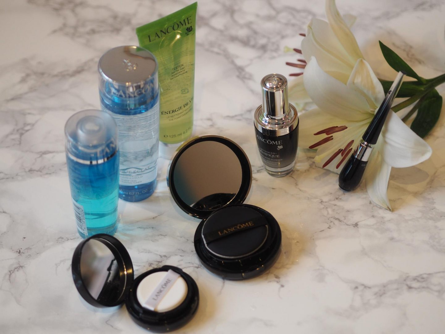 Lancôme products