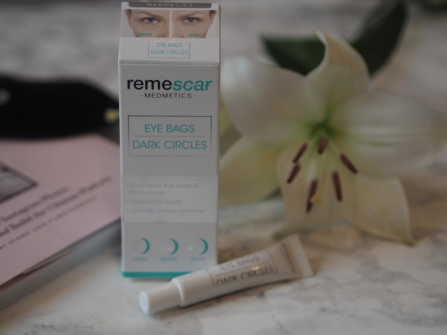 Remescar - Product: Eye Bags Dark Circles