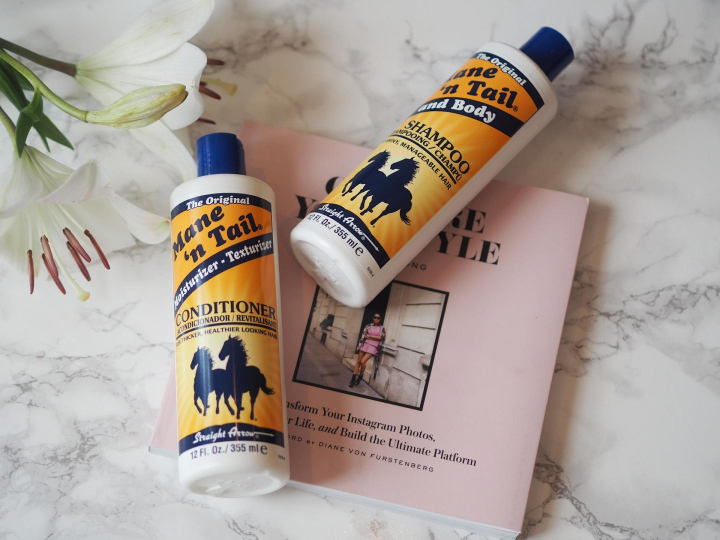 The Original Mane N' Tail Shampoo and Conditioner