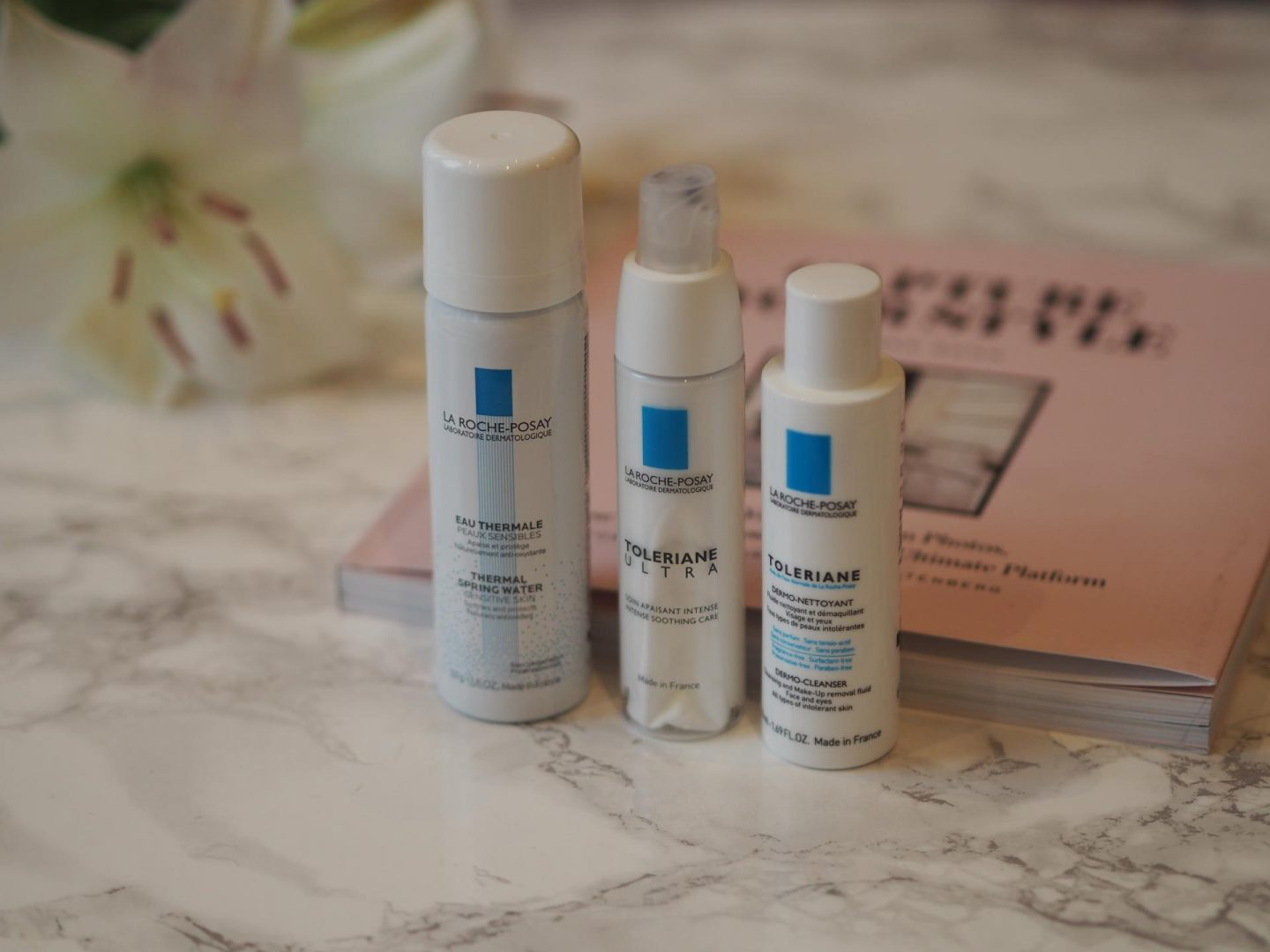 La Roche Posay Toleraine 3-Step System for Sensitive Skin