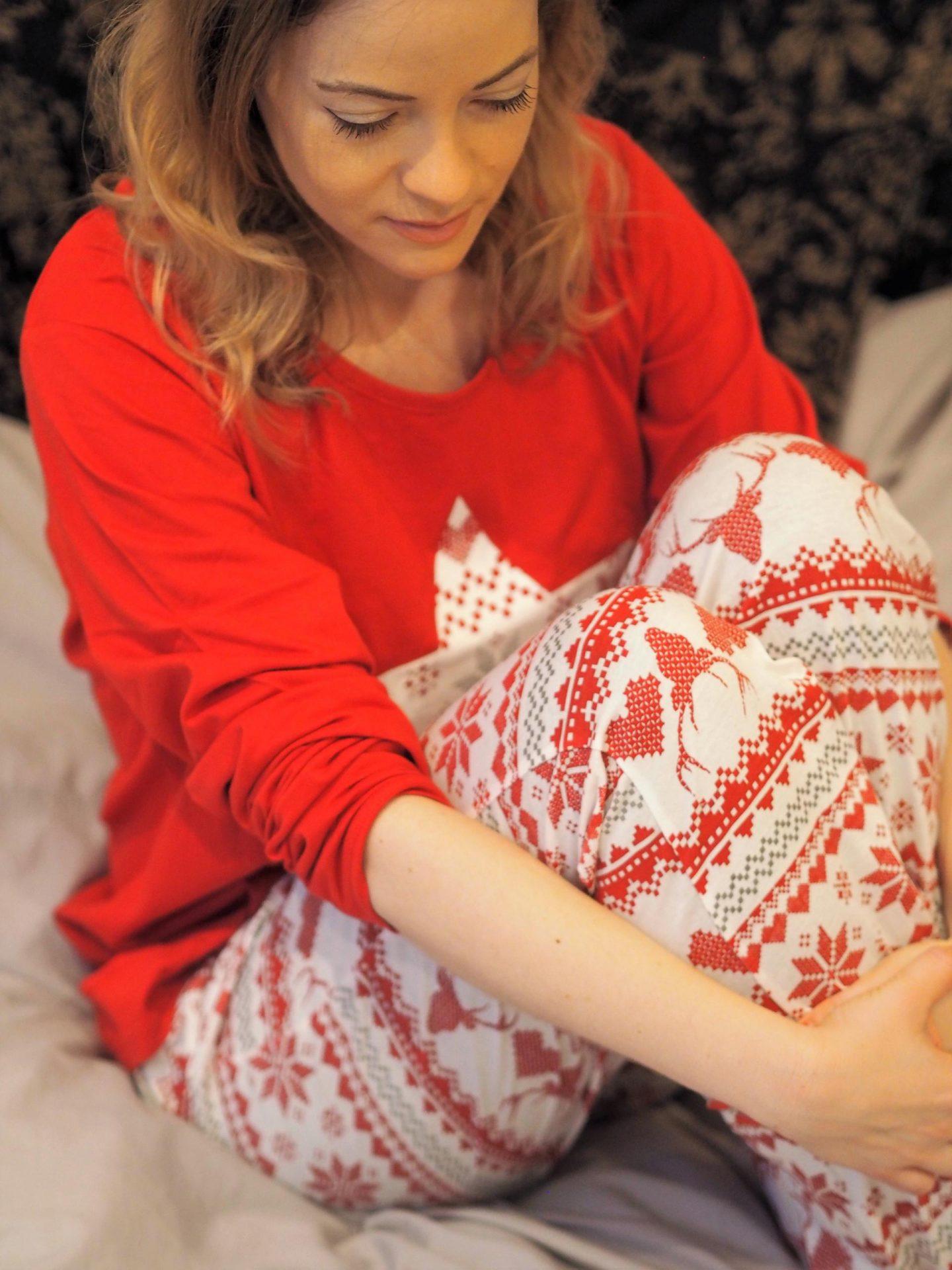 Avon Fair Isle PJs for Christmas