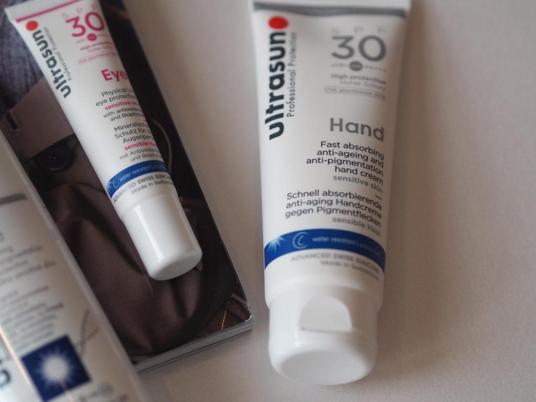 Ultrasun SPF 30 Hand Cream