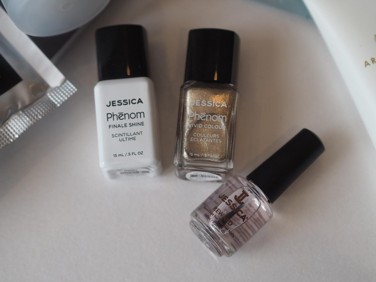 Jessica Nails Phenom Precious Gift Set
