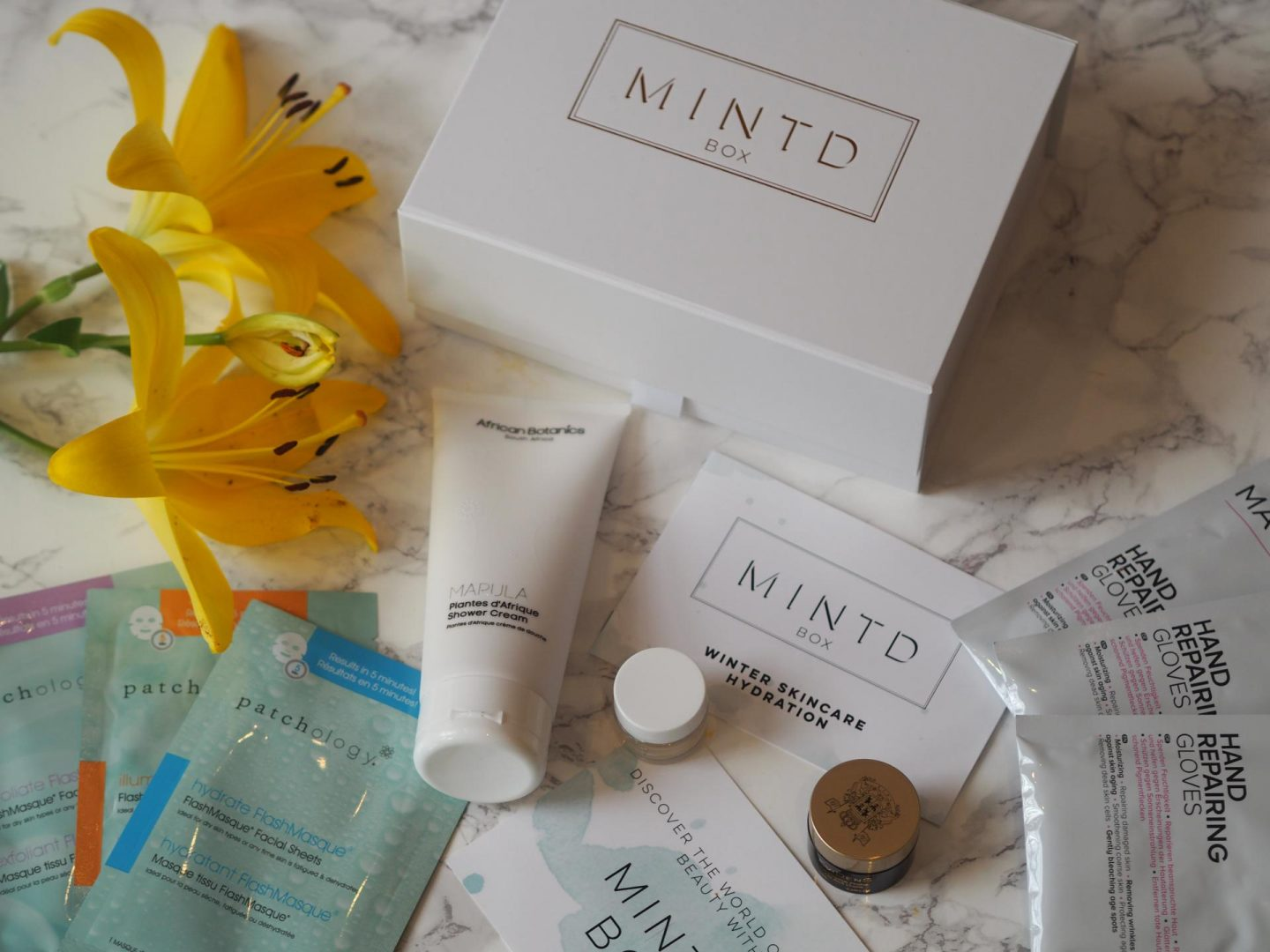 MINTD beauty box