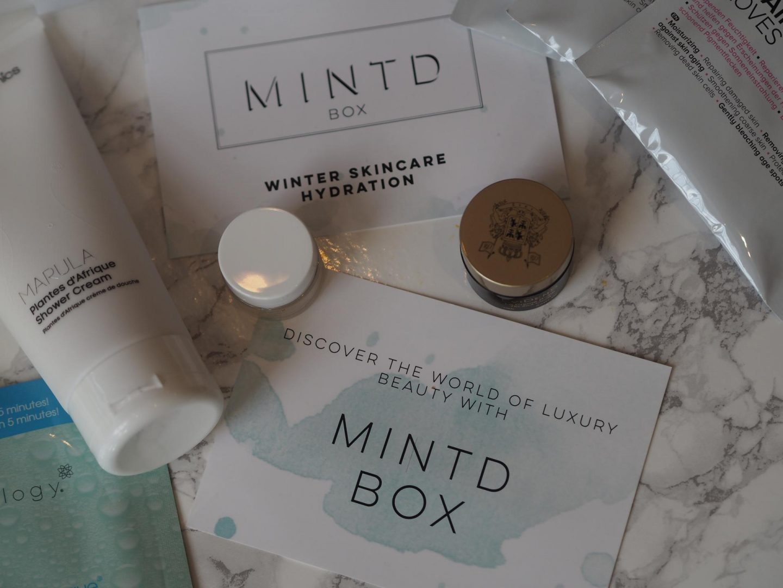 MINTD beauty box