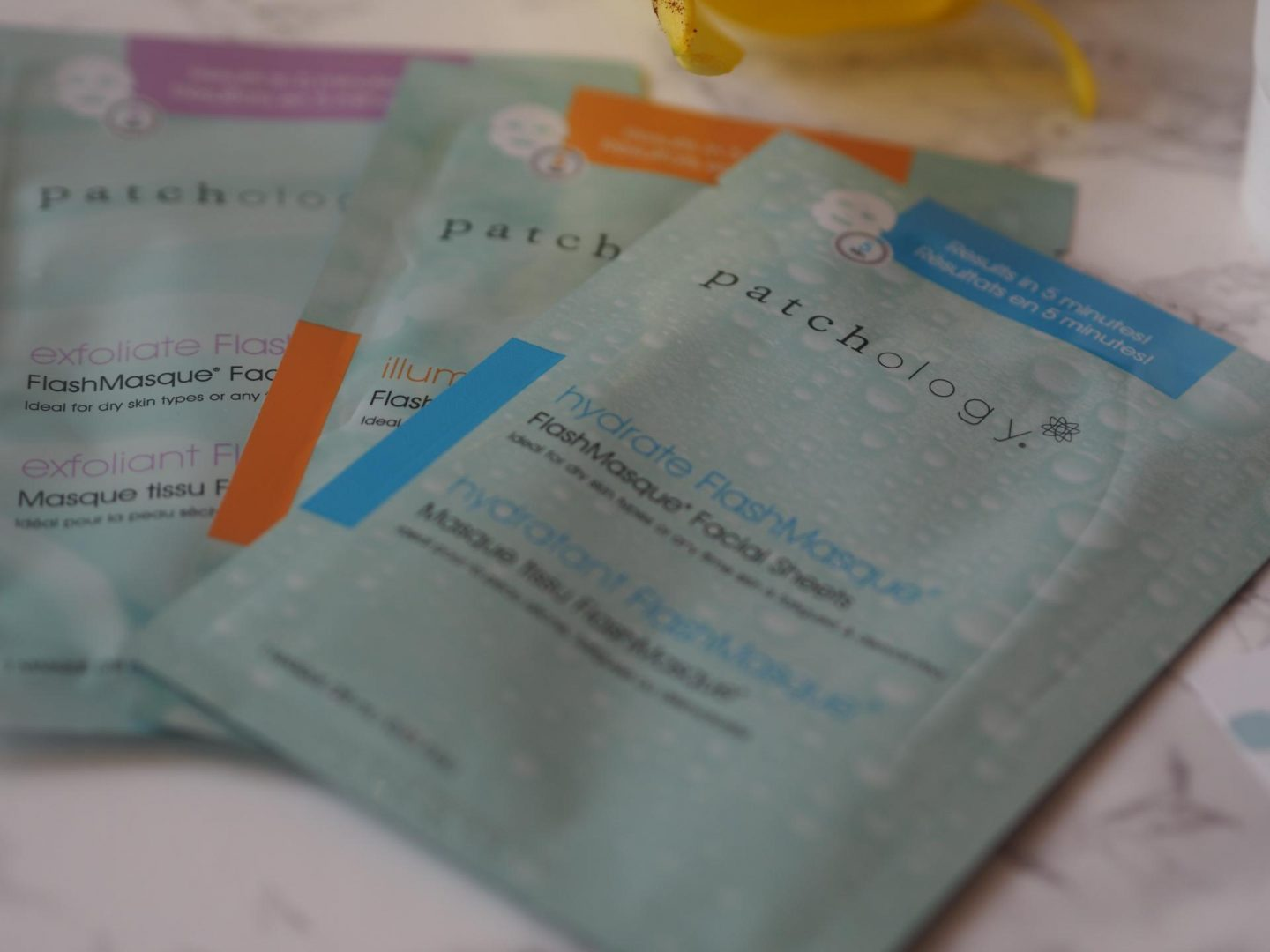Patchology Flash Masque Trio