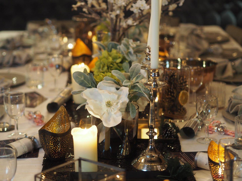 EatFirst festive supper club at Dead Dolls House