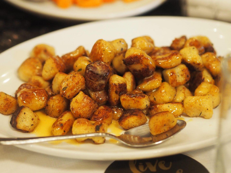 EatFirst truffle gnocchi