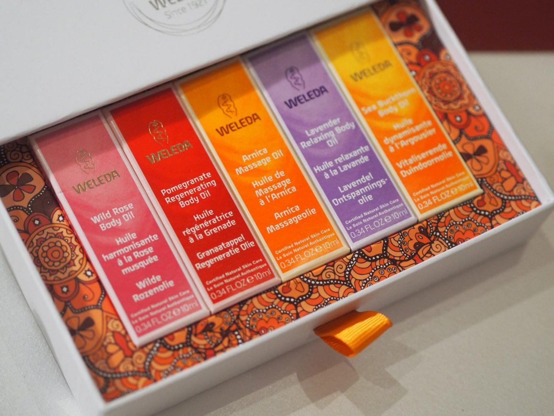 Weleda Body Oils Gift