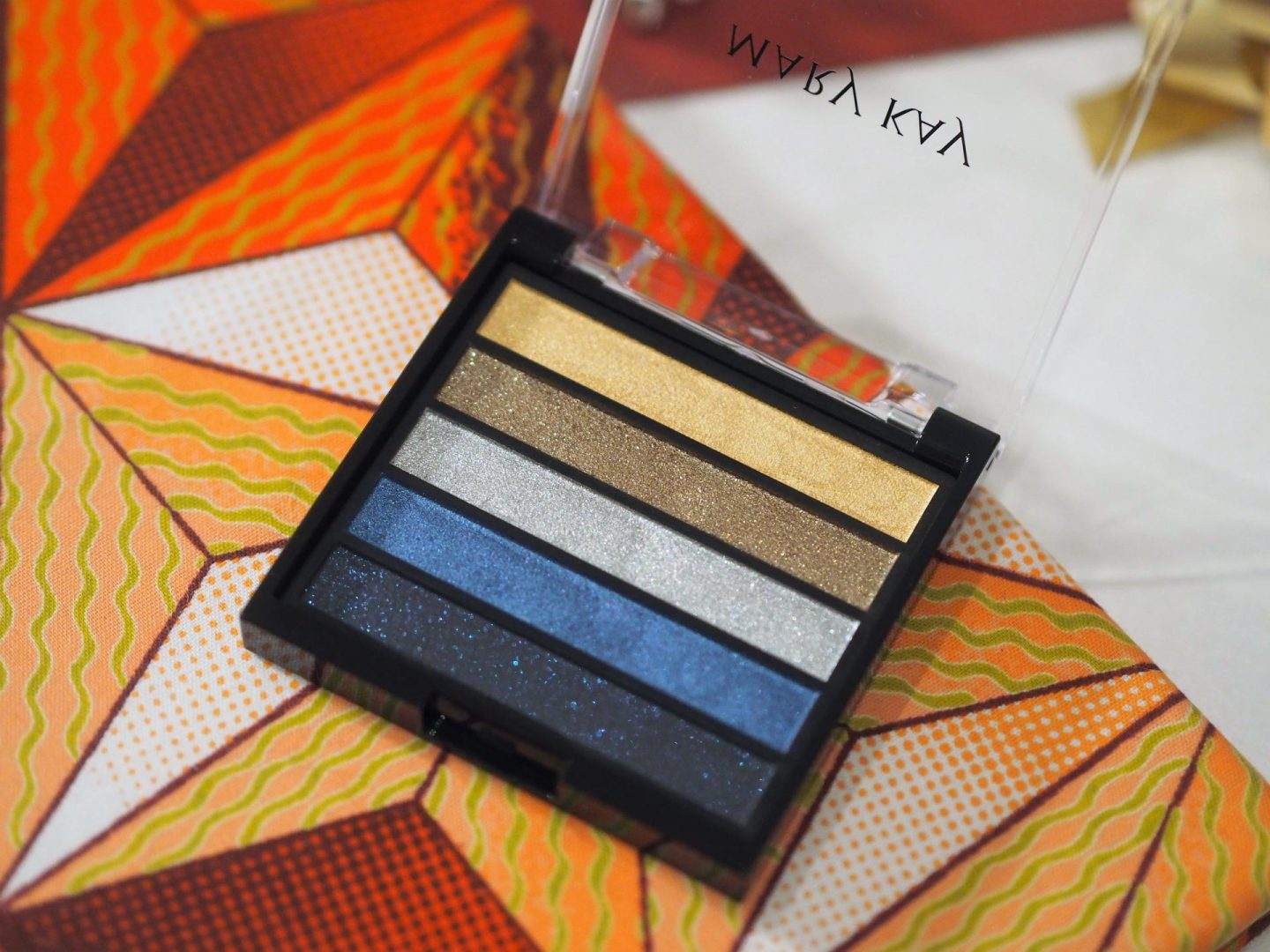 Mary Kay Eye Color Palette – Rock The Runway