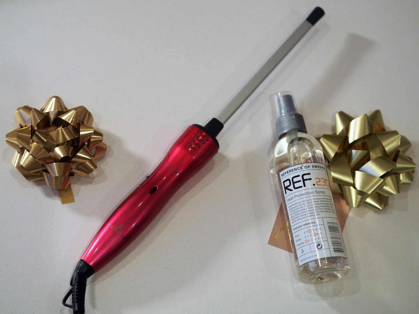 Lee Stafford Chopstick Styler and Christmas Gift Guide for Teen Girls