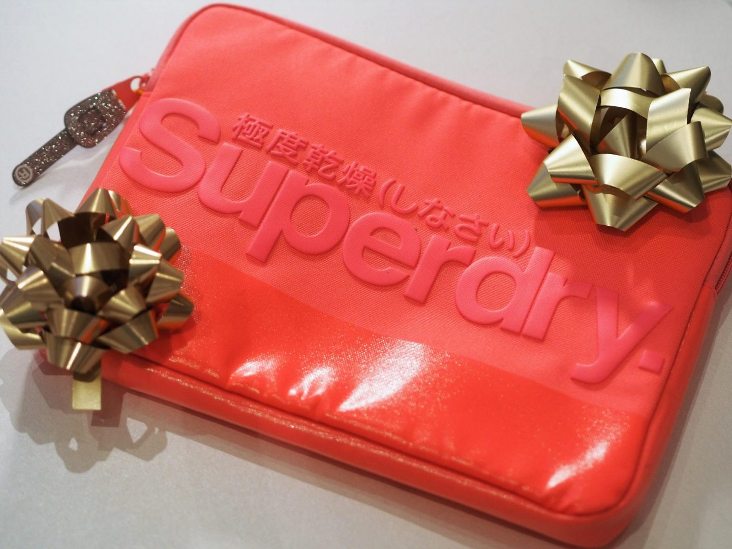 Superdry Tech Case (Pink)