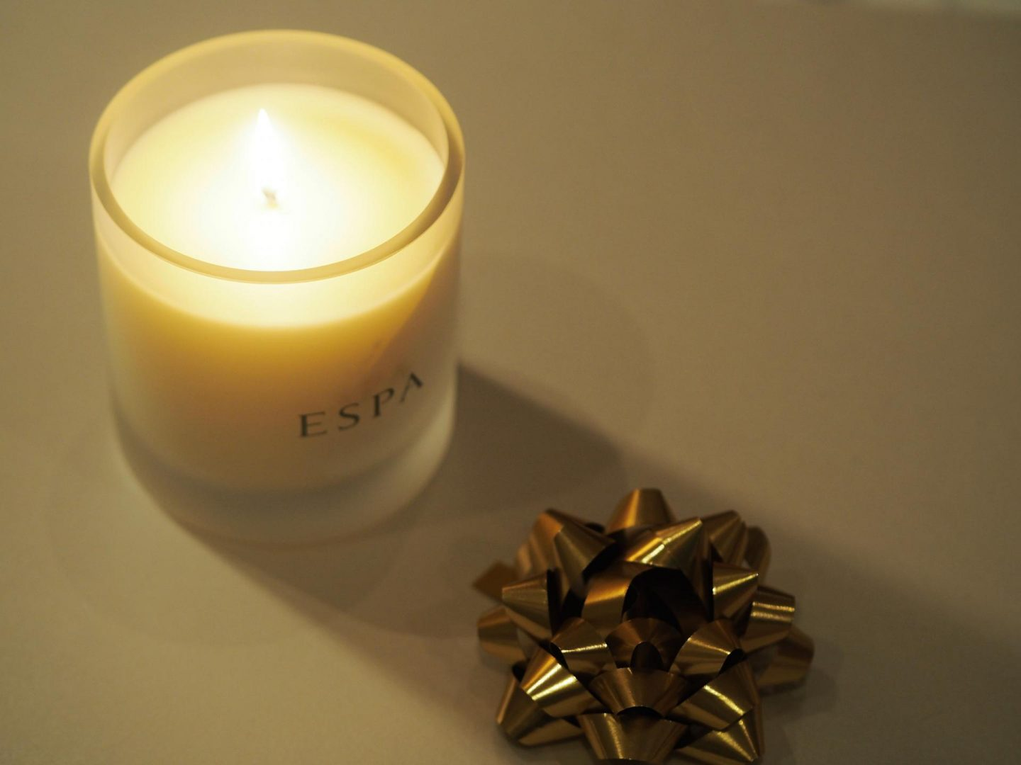ESPA Winter Spice Candle