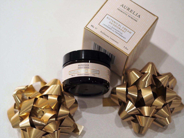 Aurelia Probiotics Skincare Botanical Cream Deodorant