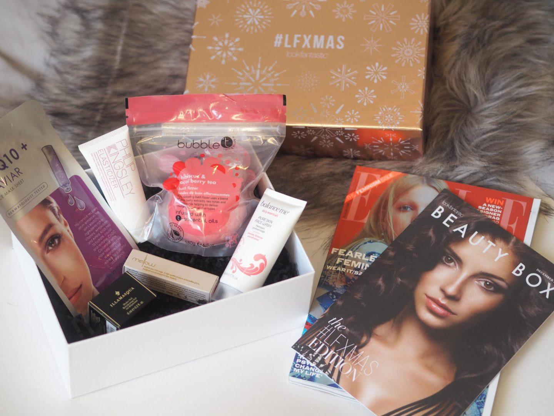 lookfantastic-lfxmas-beauty-box-december-2 Lookfantastic #LFXMAS Box