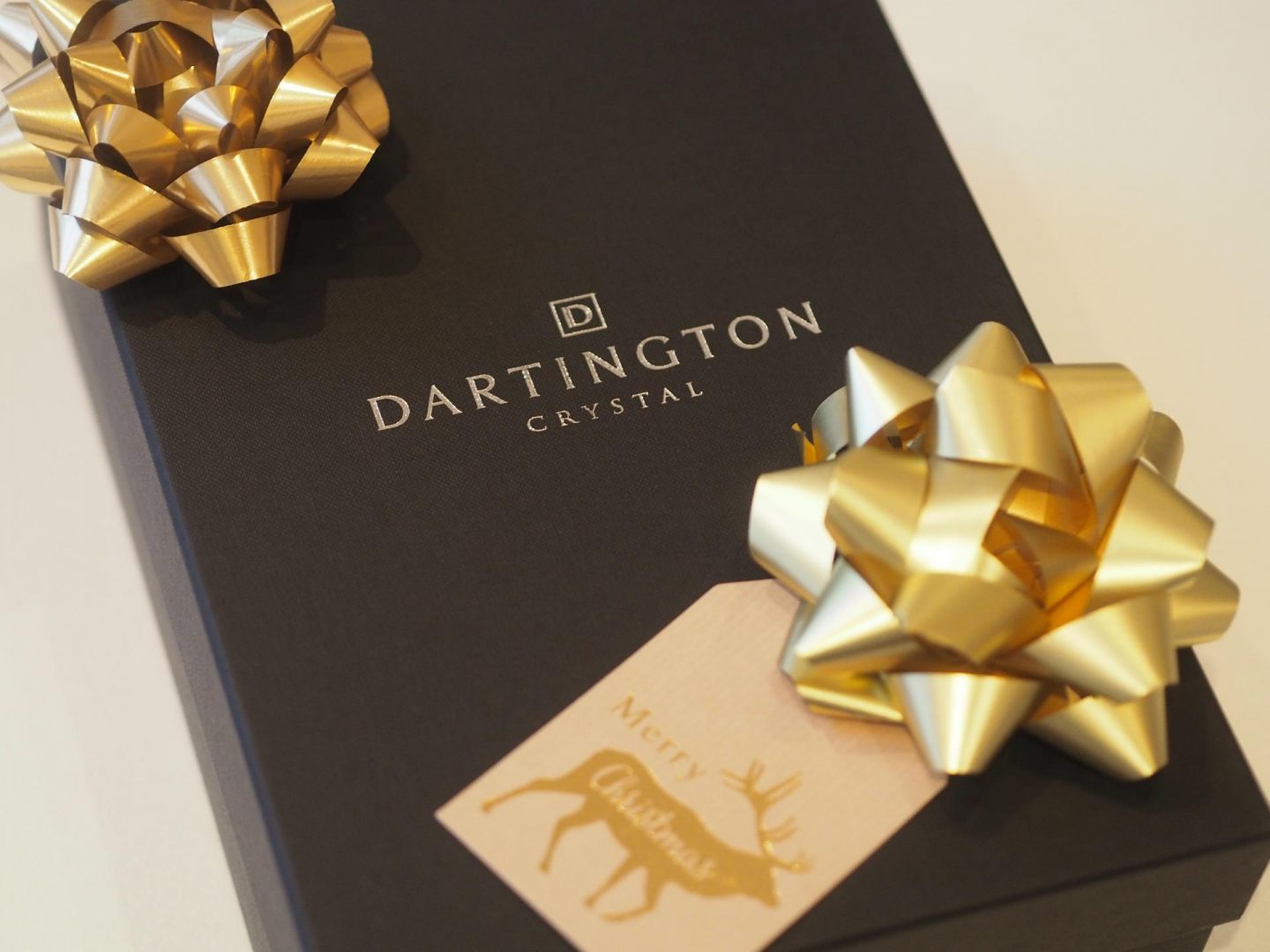 Dartington Wine Essentials Champagne Flutes - Packaged In A Silk Lined Gift Box