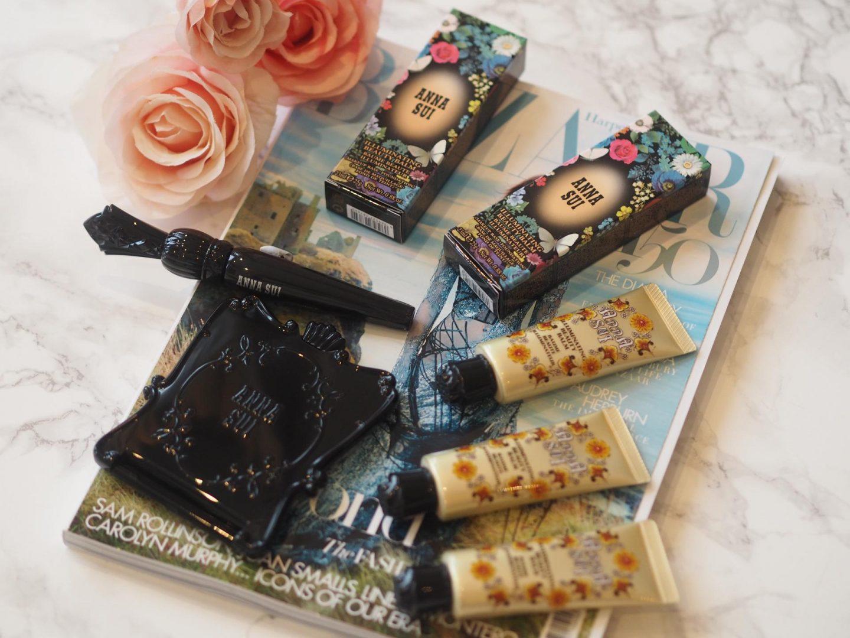 ASOS beauty and make-up haul and Anna Sui Illuminating Beauty Balm