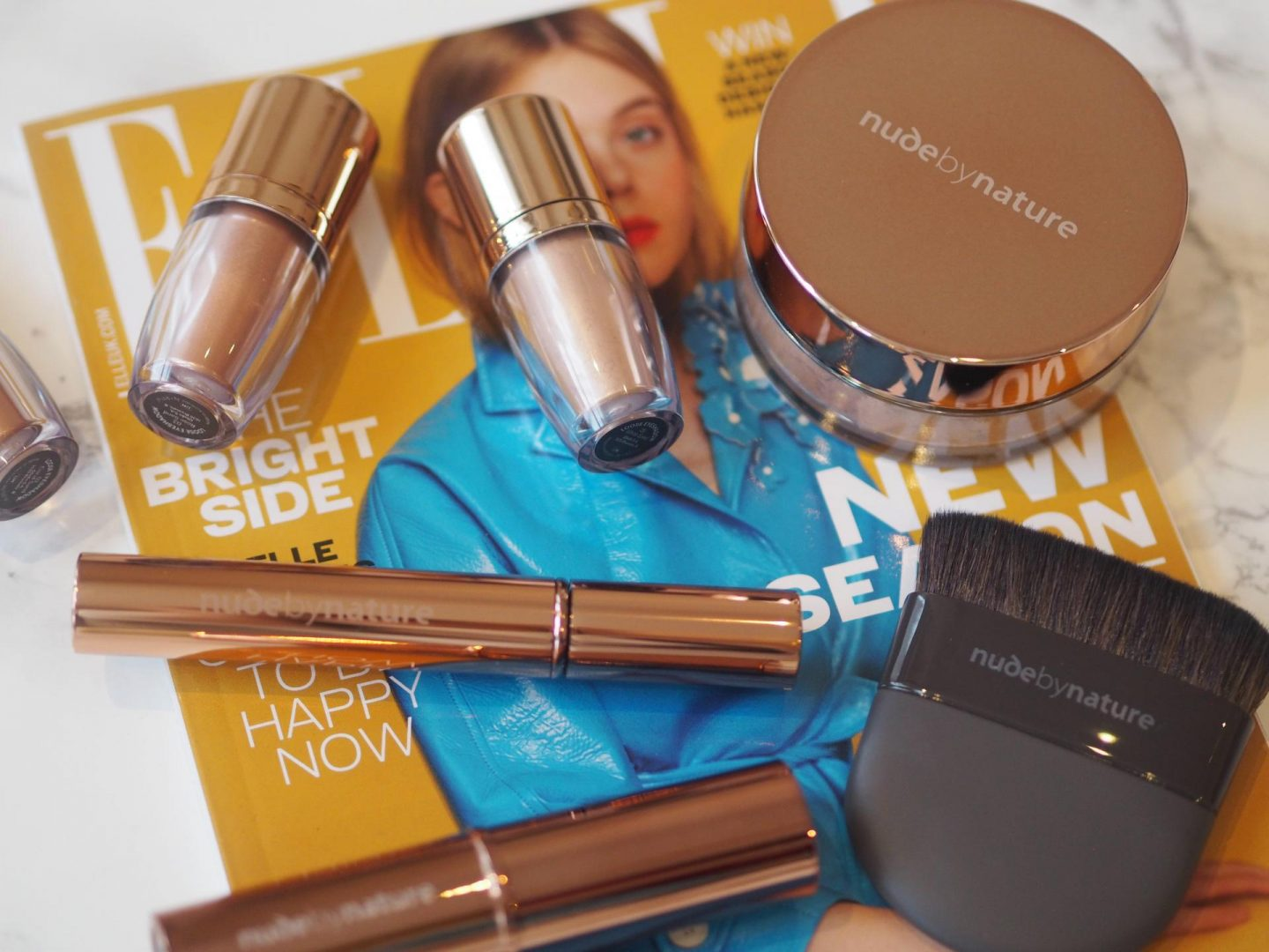 ASOS Beauty and Make-up Haul and Nude by Nature