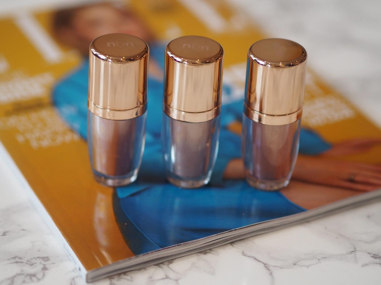 Nude by Nature Loose Eyeshadows